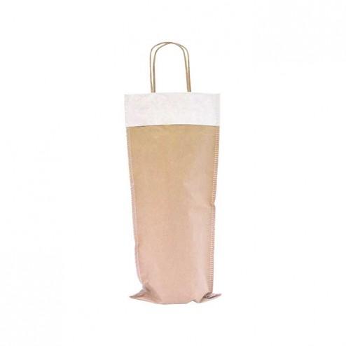 Shopper Portabottiglie Eco