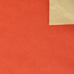 Carta Regalo Sealing Avana Colore Rosso - Confezione da 25 fogli