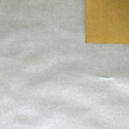 Carta Regalo Sealing Avana Colore Argento - Confezione da 25 fogli
