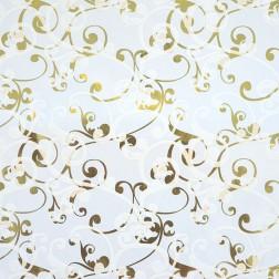 Carta Regalo Lusso Fockok Bianco Oro