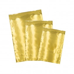 Buste Regalo Metallizzate Oro Lucido