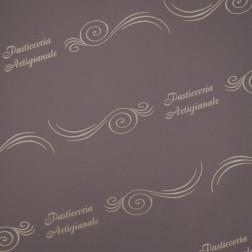 Carta Pelleaglio Marrone - Pasticceria Artigianale