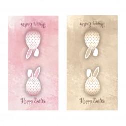 Etichetta Pasquale Happy Easter