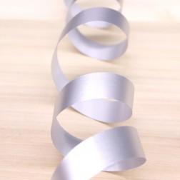 Nastro di Polipropilene 19mm Argento Opaco - confezione da 50 metri
