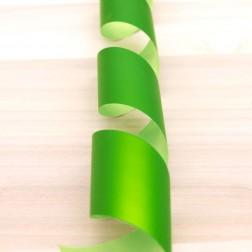 Nastro di Polipropilene 50mm Verde Metallizzato Opaco - confezione da 50 metri