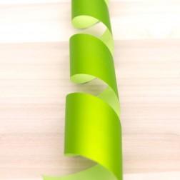 Nastro di Polipropilene 50mm Verde Acido Metallizzato Opaco - confezione da 50 metri