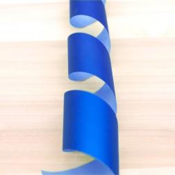 Nastro di Polipropilene 50mm Blu Metallizzato Opaco - confezione da 50 metri