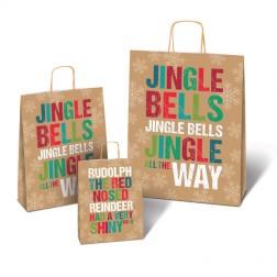 Busta Natalizia Jingle Bells