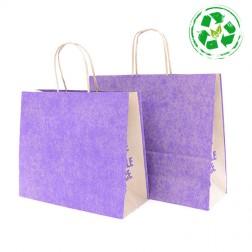 Shopper carta riciclata ECO Jeans