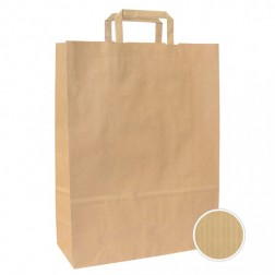 Shopper Economiche Carta Sealing Avana