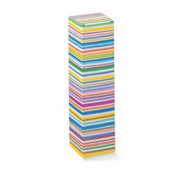 Scatola Portabottiglie Multicolor