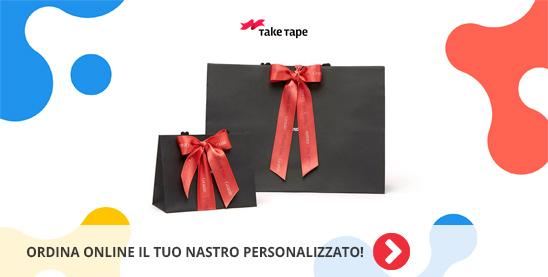 nastri personalizzati TakeTape